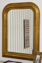 Load image into Gallery viewer, Gold Overmantle Wall Mirror 80cm x 60cm