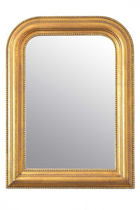 Gold Overmantle Wall Mirror 80cm x 60cm