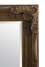 Load image into Gallery viewer, Carved Louis Gold Extra Large Wall Mirror 215 x 154 CM