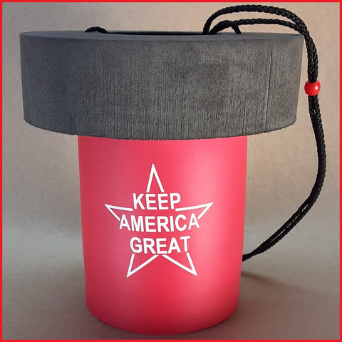 TRUMP Keep America Great FCH Bottle
