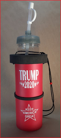 TRUMP Keep America Great FCH Tumbler