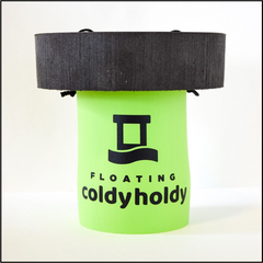 12oz Bottle Floating Coldy Holdy (8 colors)