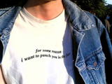"""For Some Reason"" Tee"