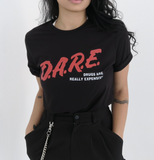 """DRUGS ARE REALLY EXPENSIVE"" Dare Tee"