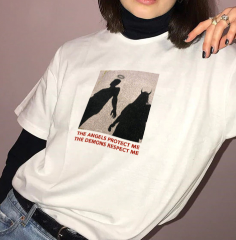 """Angels Protect Me"" Tee"