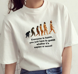"""We Are All Homo"" Tee"