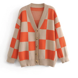 Clockwork Orange Cardigan