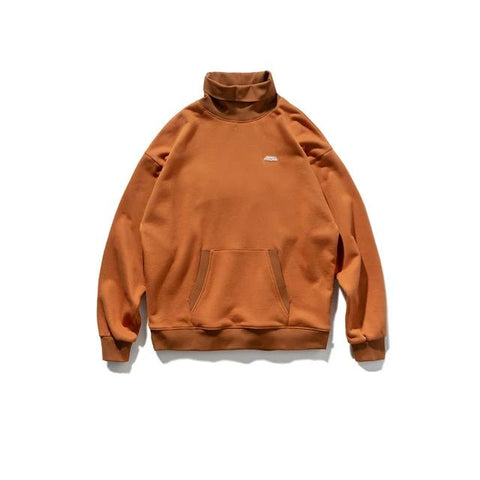 """Have A Good Time"" Turtleneck Pullover"