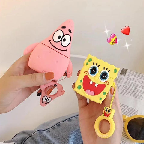 Bikini Bottom Airpod Cover