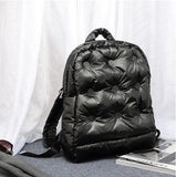 Quilted Space Backpack