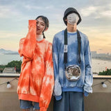 Tie Dye Couples Sweater