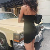 Vintage City Halter Dress