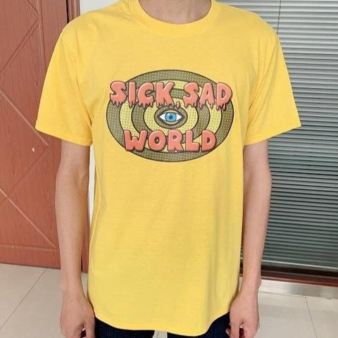 """Sick Sad World"" Tee"