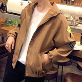 This Way Khaki Hooded Jacket