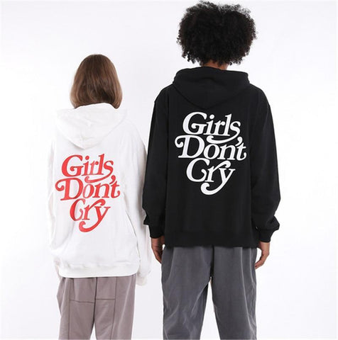 Girls Don't Cry Hoodie