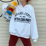 Paper Company Hoodie