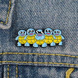 Squirtle Pin