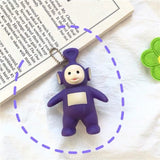 Teletubbies Resin Key Chain