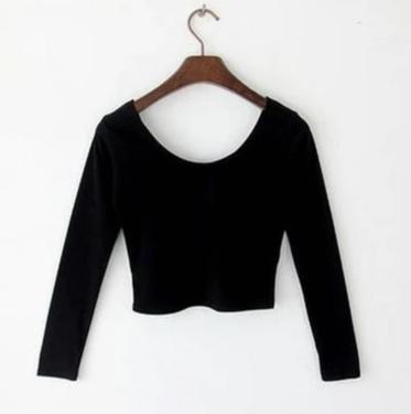 Basic Wide Neck Top