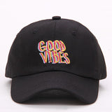 """Good Vibes"" Cap"