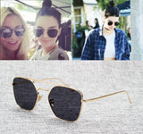 Square Aviator Shades