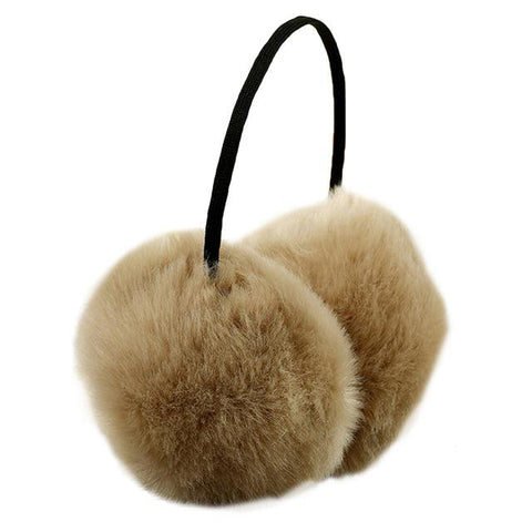 Faux Rabbit Fur Earmuffs