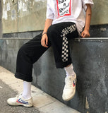 Checkerboard Sport Trousers