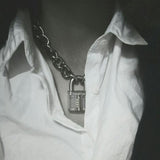 Locked Chain Choker