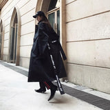 """Le Trottoir"" Trench Coat"