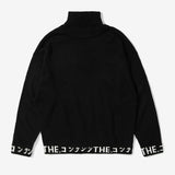 Japanese Knitted Turtleneck Sweater