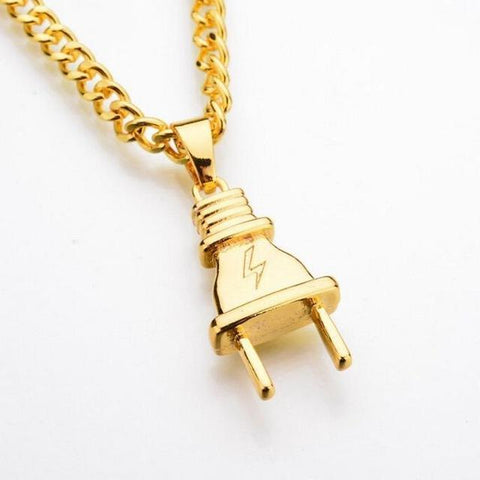 The Plug Pendants