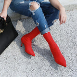 Neoprene Sock Boots