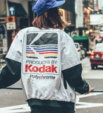 Kodak Photographer Bomber Jacket