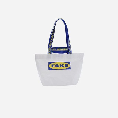 Fake IKEA Tote Bag