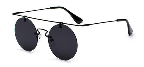 Ultra Light Rimless Round Shades