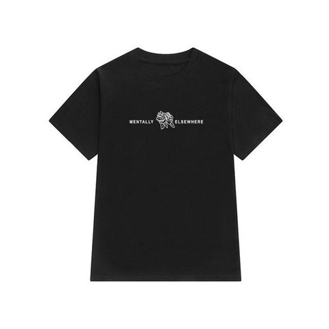Mentally Elsewhere' Tee