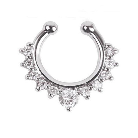 Crystal Septum Cuff