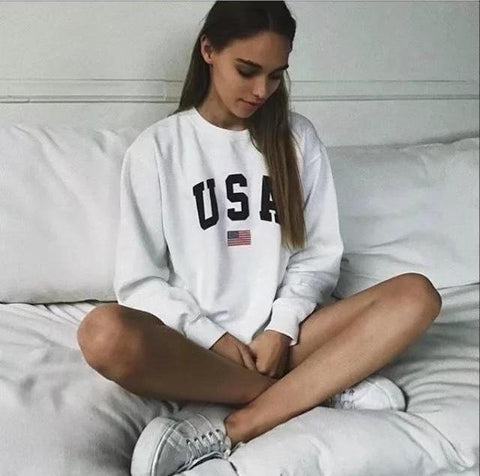 USA Pullover