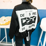 Desire Despair Bomber Jacket