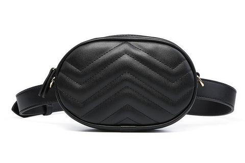Ribbed Belt Bag