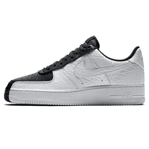 Black And White Split AF1 Sneakers