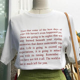 """The Best Days Of Your Life"" Tee"