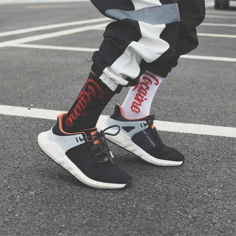 """Cocaine"" Cola Socks"