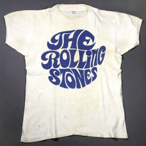 """The Rolling Stones"" Vintage Tee"