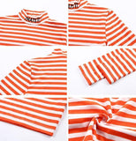 I Hate It Striped Long Sleeve Shirt