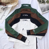 Russian Youth Turtleneck Sweater
