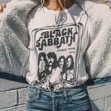 World Tour Vintage Rock Shirts
