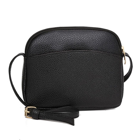 Emma' Vegan Leather Crossbody
