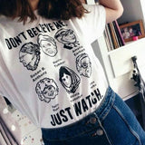 """Don't Believe Me Just Watch"" Tee"