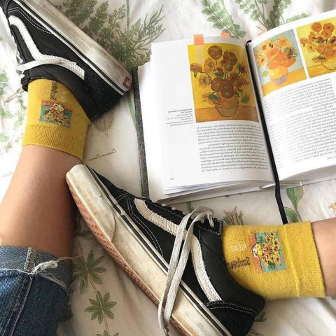 Classical Painting Socks